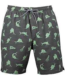 "Men's The Hunt Performance 18"" Swim Trunks"