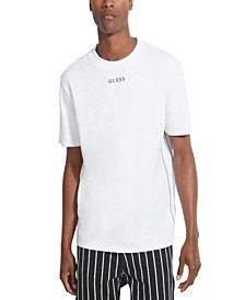 Men's Oversized Double Logo T-Shirt