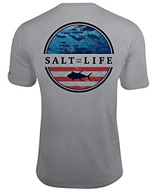 Men's Respect Slx UPF Performance Graphic T-Shirt