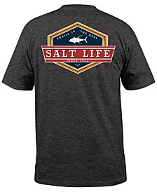 Men's Lock Down Graphic T-Shirt