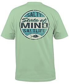 Men's Salty Mind Graphic T-Shirt