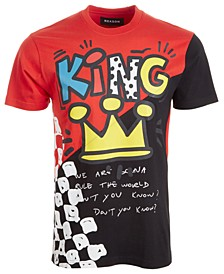 Men's King of The City Tee