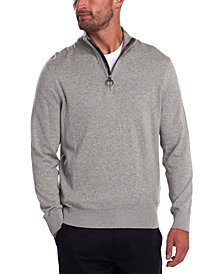 Barbour Men's Tain Half-Zip Sweater