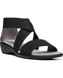 Tellie Quarter Ankle Straps
