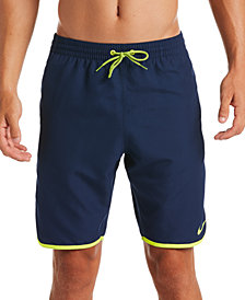 "Nike Men's Diverge 9"" Volley Swim Shorts"