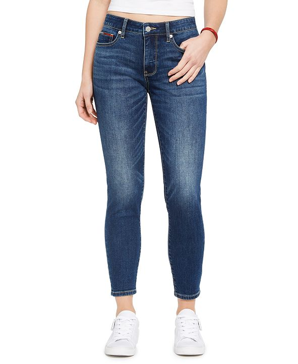 Tommy Jeans High Rise Ankle Jegging