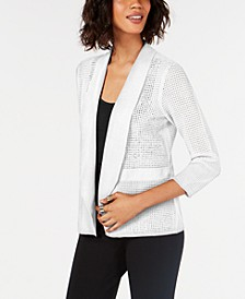 Open-Knit Cardigan, Created for Macy's