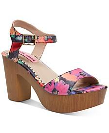 Penn Platform Dress Sandals