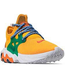 Men's React Presto Running Sneakers from Finish Line