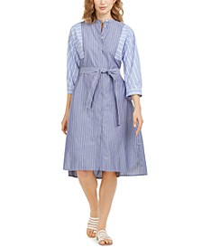 Peasant Shirtdress
