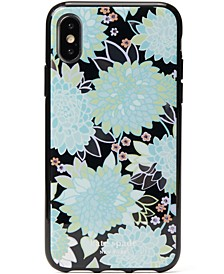 Jeweled Exotic Bloom iPhone XS Case