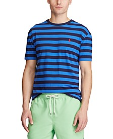 Men's Classic-Fit Striped T-Shirt