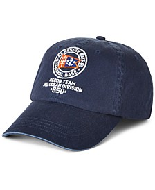 Men's Nautical Chino Ball Cap
