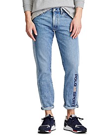 Men's Varick Slim Straight Jeans