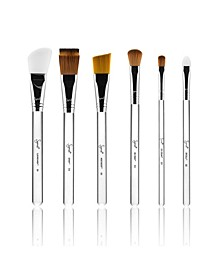 6-Pc. Skincare Brush Set