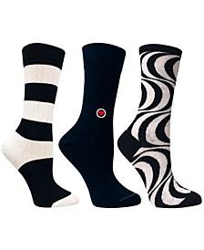 Women's Dress Bundle Socks, 3 Pack