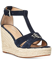 Hale Wedge Sandals
