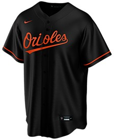 Men's Baltimore Orioles Official Blank Replica Jersey
