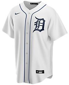 Men's Detroit Tigers Official Blank Replica Jersey
