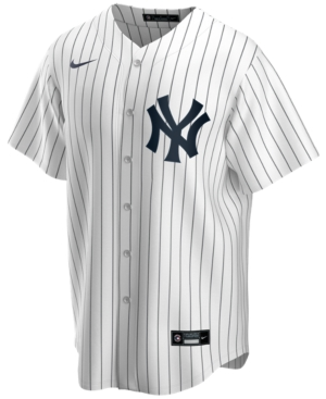 Nike Men's New York Yankees Official Blank Replica Jersey