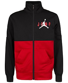 Big Boys Colorblocked Jumpman Track Jacket
