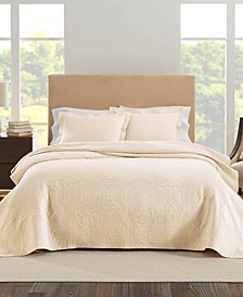 Raphaela European Matalasse Coverlet Set Queen