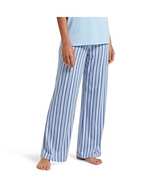 Women's Printed Knit Pajama Pants