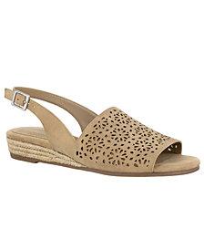 Easy Street Trudy Espadrille Sandals