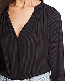 Shadow-Stripe Shirt