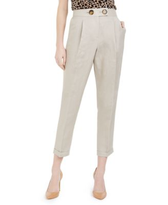 Petite Slim-Ankle Pants