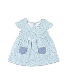 Baby Girl Tiny Blooms Floral Dress