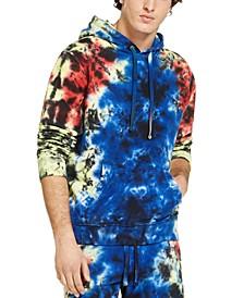 Men's Organic Finch Tie Dye Hoodie