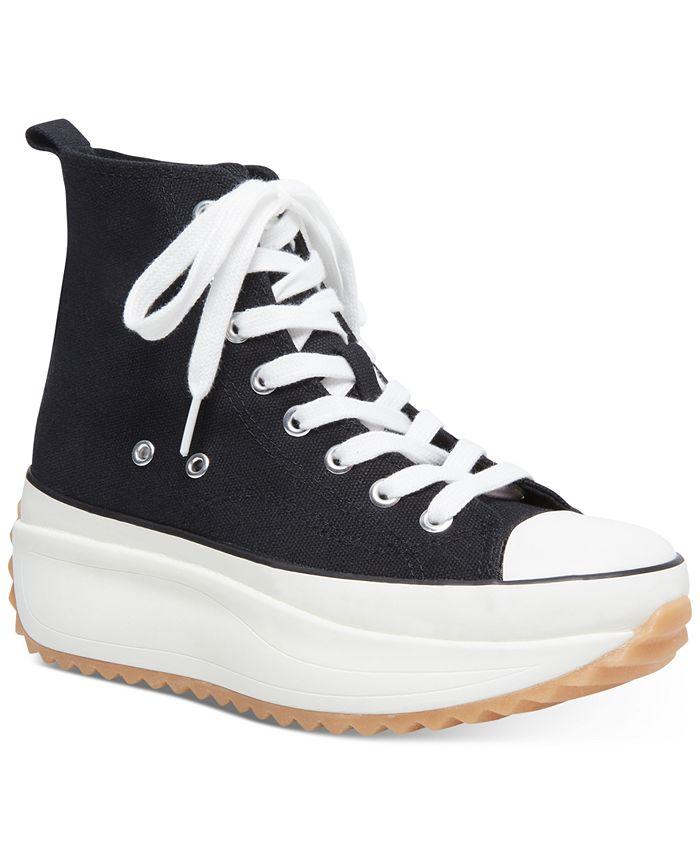 Madden Girl - Winnona Flatform High-Top Sneakers