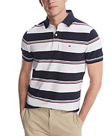 Men's Morrison Stripe Polo Shirt, Created for Macy's