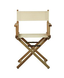 "18"" Canvas Director's Chair"