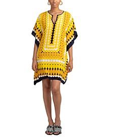 Theodora Silk Printed Dress