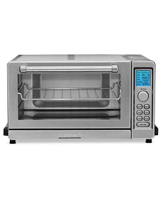 Cuisinart TOB 135N Deluxe Convection Toaster Oven & Broiler