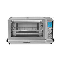 Cuisinart TOB-135N Deluxe Convection Toaster Oven Broiler (Stainless Steel)