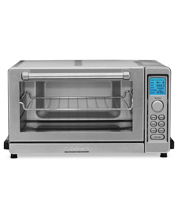 Cuisinart - TOB135 Deluxe Convection Toaster Oven & Broiler