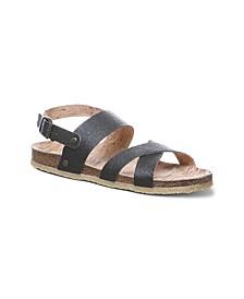 Women's Kala Vegan Flat Sandals