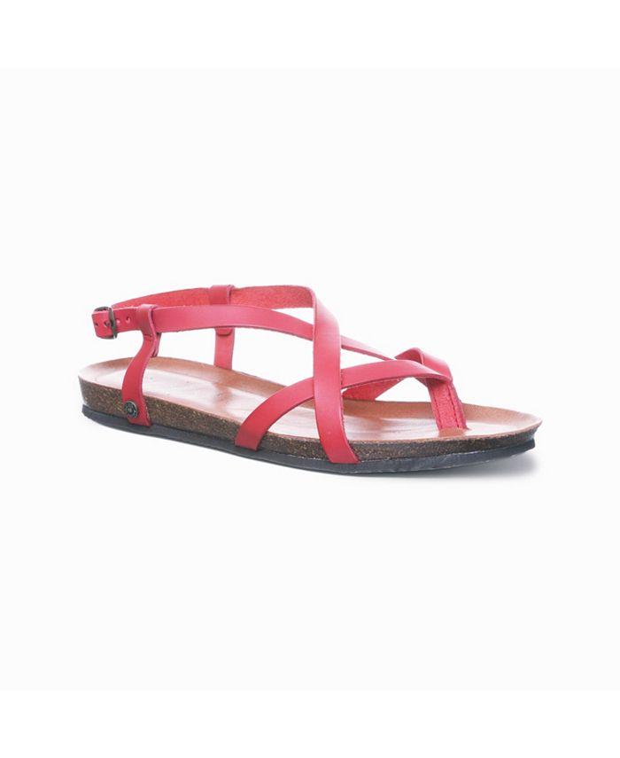 BEARPAW - Lucia Flat Sandals