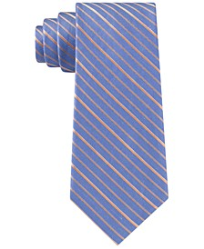 Men's Thin Stripe Tie