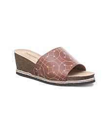 Women's Evian Wedge Sandals