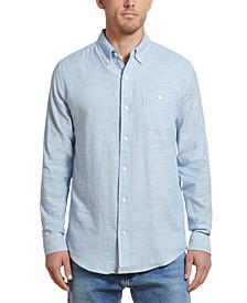 Men's Slub Shirt