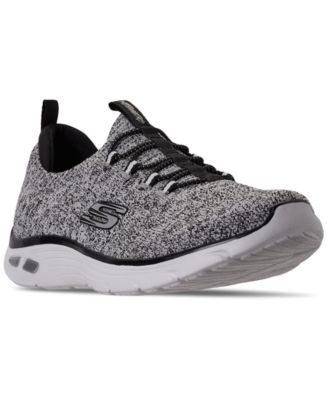 Women's Relaxed Fit Empire D'Lux Sharp Witted Athletic Walking Sneakers from Finish Line