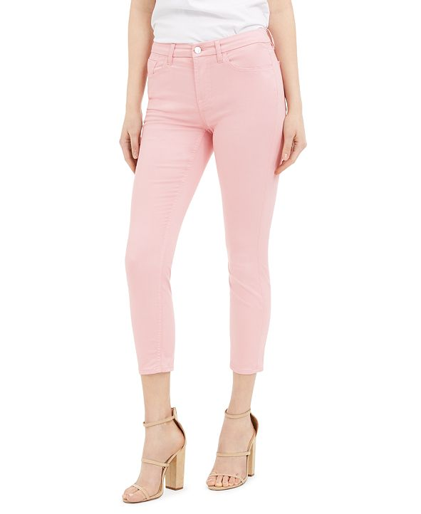 Jen7 by 7 For All Mankind Skinny Ankle Jeans