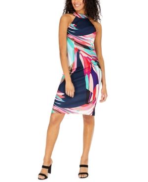 Trina Trina Turk Emotion Halter Dress