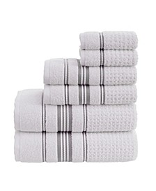 Aspen 6-Pc. Turkish Cotton Towel Set