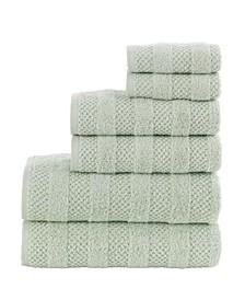 Bahamas 6-Pc. Turkish Cotton Towel Set