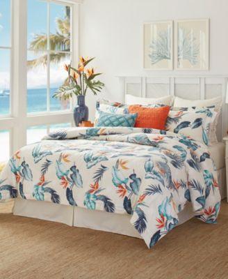 Tommy Bahama Birdseye View California King Comforter Set